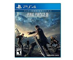 Final Fantasy XV Day One Edition Sony PlayStation 4 2016 * To view further for this item, visit the image link.