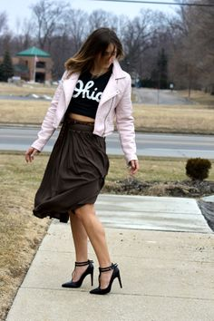 #bisousmack #fashion #springfashion #springtrends #spring2014 #homage #forever21 #asos #ANGL #nastygal #outfitinspiration #streetstyle #fashiontrends #pink #pastel #ohio #ohiostate #fashionphotography #fashionblog #fblog #fblogger