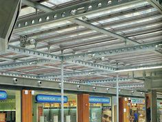 Lingotto Shopping Interior