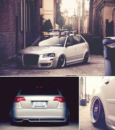 Audi A3 (Explored) by Evano Gucciardo, via Flickr