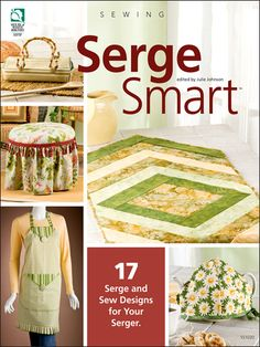 You will master serger techniques such as turning corners, sewing curves, rolled… Serger Sewing Projects, Sewing Notions, Sewing Hacks, Sewing Tutorials, Sewing Tips, Sewing Ideas, Sewing Class, Sewing Studio, Sewing Art