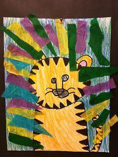 Art @ Massac: 2nd Grade