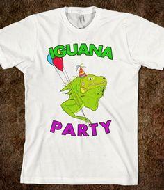IGUANA PARTY