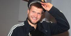 Alexander Dimitrenko - Alexander Dimitrenko nahm in Hamburg an einem Boxtraining von Polizeianwärtern teil.