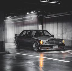 Best classic cars and more! Mercedes 190 Evo, Mercedes G Wagon, Mercedes Benz Cars, Mercedes Sl500, E28 Bmw, Mercedez Benz, Best Classic Cars, Modern Classic, Old School Cars