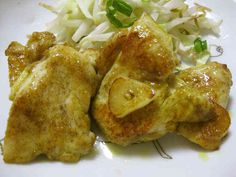 じゅーしー★鶏むね肉のカレー粉焼きの画像