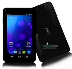 Zync Z930 tablet review – Low end tablet for budget users.
