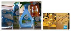 Can Febreze Really Mask Popcorn Smell? #noseblind (& Febreze/AMEX GC Giveaway Ends 8/8)