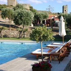 Romantisches Hotel Casas do Coro - Marialva, Portugal