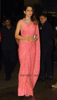 Kangana-ranaut-at-Shahid-kapoor-reception
