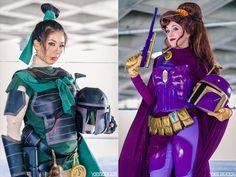 Cosplays de Disney x Star Wars | Just Lia