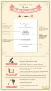 Infographic for wedding invitation Infografik zu Hochzeitseinladung Text Infographic for wedding invitation text - Wedding Invitation Text, Vintage Wedding Invitations, Printable Wedding Invitations, Wedding Stationery, Invitation Cards, Vintage Weddings, Wedding Cards, Diy Wedding, Wedding Punch