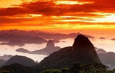 Rio de Janeiro at sunise, Brasil... #Rio2016 #RiodeJaneiro #Brazil #Brasil #Olympics #Games #Summer2016 #RioOlympics #Athletes #Sports #Competition #Achieve #Champion #Medal #Travel #Morning #Sunrise .. See more... https://www.facebook.com/chris.wysocki1/media_set?set=a.1000583203303745.1073741841.100000562257390&type=3