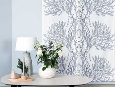 The Varvikko (Brushwood) curtain is inspired by the flora and fauna of the Finnish forest. Grey Curtains, Panel Curtains, Koti, Shower, Prints, Flora, Inspiration, Gray Curtains, Rain Shower Heads