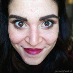 Come cambia un viso dopo un antidolorifico per il mal di testa eh?  #FOTD #faceoftheday #appuntidimakeup #igers #igersitalia #ibblogger #bblogger #igersroma #love #picoftheday #photooftheday #amazing #smile #instadaily #followme #instacool #instagood http://ift.tt/1TFKZ3u