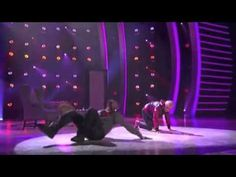 Ellen DeGeneres-Get Outta Your Mind...Ellen dancing with Twitch to the routine made famous on So You Think You Can Dance aka just another reason Ellen is awesome