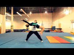 Gymnastics: How to Do Backflip Drills