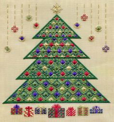 Laura J Perin - Christmas Tree 2011