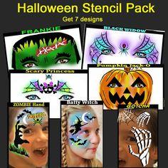 SE Halloween Package Deal - SOBA - Show Offs Body Art