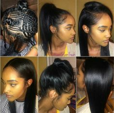 Sew In Braids Styles Picture versatile sew in braid pattern natural hair styles Sew In Braids Styles. Here is Sew In Braids Styles Picture for you. Sew In Braids Styles awesome braiding pattern for wigs closures and frontals. Love Hair, Gorgeous Hair, Gorgeous Women, Amazing Hair, Beautiful Images, Sew In Braid Pattern, Braid Patterns, Sew In Braids, Crochet Braids