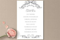 The most beautiful and unique wedding invitations, RSVP cards, and other wedding stationery available in Ireland, the UK and worldwide. Table Seating Chart, Seating Chart Wedding, Unique Wedding Invitations, Wedding Stationery, Table Numbers, Rsvp, Polish, Place Card Holders, Elegant