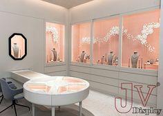 jewellery showroom design in india jewellery showcase counter for sale,jewellery showroom design in india jewellery showcase counter suppliers Jewellery Shop Design, Jewellery Showroom, Jewellery Display, Jewelry Shop, Jewelry Stores, Bridal Jewellery, Designer Jewelry, Jewellery Making, Wedding Jewelry