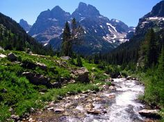 Earth, Wind & Water: Awesome Things to do in Grand Teton National Park