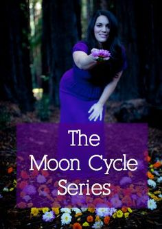 The Moon Cycle Series It's time to change the story on periods. In this 6-part series, I cover the different aspects of your moon cycle.