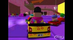South Park Rally PC 2000 Gameplay