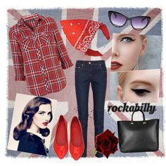 Rockabilly :), created by aniuu on Polyvore