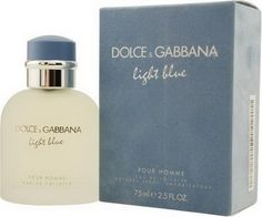 Dole & Gabbana Light Blue