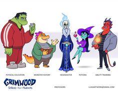 Character Design Sheet | Character Design Inspiration | Character Model Sheet | Character Inspiration