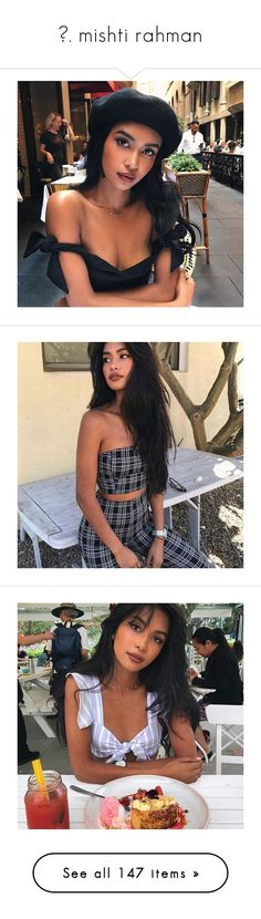 """""""✘. mishti rahman"""" by itm-clippxr ❤ liked on Polyvore featuring jewelry and earrings"""