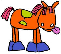 dibujos caballos infantiles - Cerca amb Google