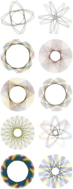 More miscellaneous cyclic patterns