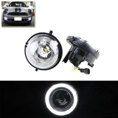 (110.70$) Watch here - http://ai8g3.worlditems.win/all/product.php?id=32805324508 - New E4 CE Led Daytime Running DRL Fog Light Halo Ring Kit For Mini Cooper R55 Clubman R60 Countryman R61 Paceman R57 R58 R56 F56