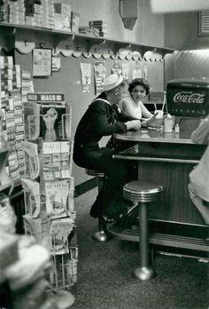 Soda Fountain circa 1957
