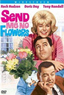 Send Me No Flowers - Tony Randall steals the show.