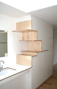 Filip Janssens - custom shelving design