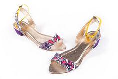 Hetty Rose: Image of Bespoke Flora Sandal