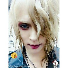 I Love him! 😍❤ #KAMIJO #Vocal #Japanese #Band #Versailles #KamijoYuuji #Musician #JRocker #PrinceVampire #VersaillesPhilharmonicQuintet #SymphonicMetal #VisualKei #Youshikibi #JRock #Aestheticism #Aristocrats #Lareine #NewSodmy #NodeOfScherzo #JMusic #SherowArtistSociety #ChateauAgency #SymphonyOfTheVampire #Japan #DescendantsOfTheRoses #WeAreVersailles #ViveLeRoi #Kamijo_MyPrinceVampire