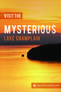 The Champlain Lake Monster Trivia Game. Fall Vacations, Vacation Destinations, Places To Travel, Places To Go, Virtual Field Trips, Lake Champlain, Mountain States, Cryptozoology, Sea Art