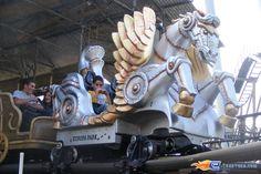 Europa Park Rust, Attraction, Roller, Parking Design, Carnivals, Site Web, Information, Parcs, Germany