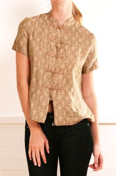 DOSA BLOUSE @Michelle Flynn Coleman-HERS