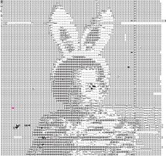 Creative Review - Mat Cook's ASCII art sleeves for Howie B