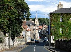 Some of my Yorkshire ancestors came from Malton and places nearby. theshed.co.uk/malton
