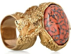 The Daily Fetiche Ring by Yves Saint Laurent 2010