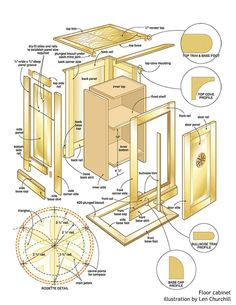 Should you plan to learn about woodworking techniques, look at http://www.woodesigner.net