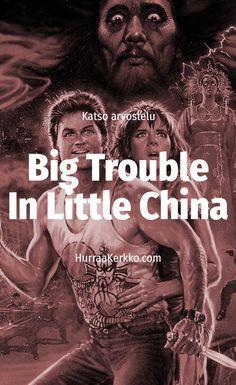 Arvostelussa Säpinää Chinatownissa - katso video!