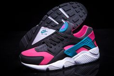 on sale 226a4 f6243 Where To Buy Nike Air Huarache For Sale Authentic Nike Air Huarache South  Beach Vivid Pink Black Royal